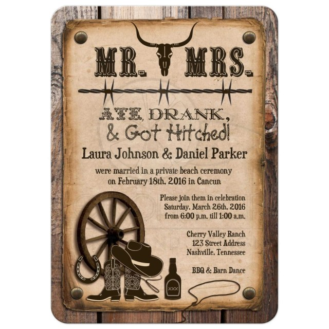 Country Rustic Wedding Invitations Invitations Country Rustic Wedding And Chic Outstanding Free