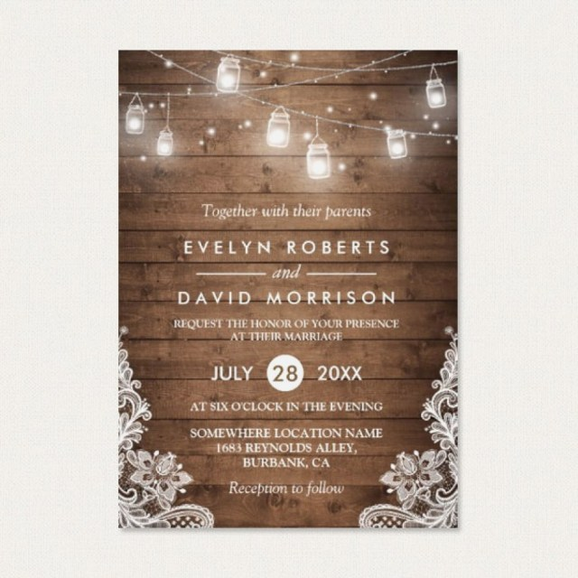 Country Themed Wedding Invitations Country Themed Wedding Invitations Awesome Rustic Lace Wedding