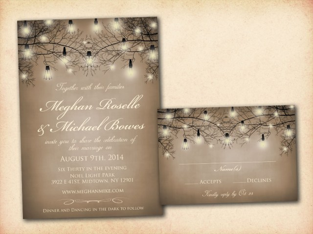 Country Wedding Invites Tips To Make An Unforgettable Wedding Invitation Wordinginterclodesigns