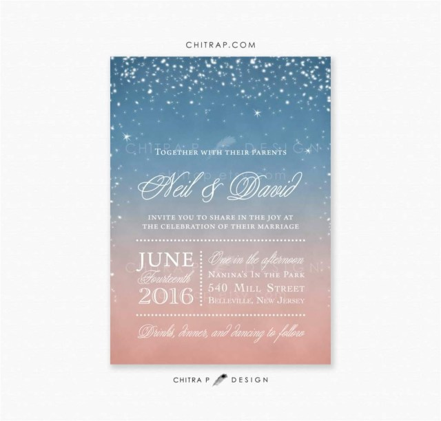 Couple Hosting Wedding Invitation Wording Engagement Party Invitation Wording Hosted Couple Wedding