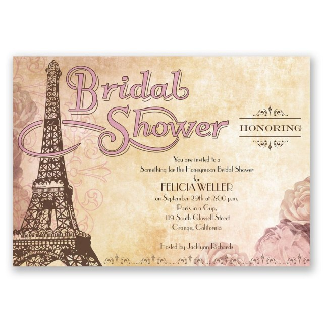 Couples Wedding Shower Invitations Bridal Shower Invitations Invitations Dawn