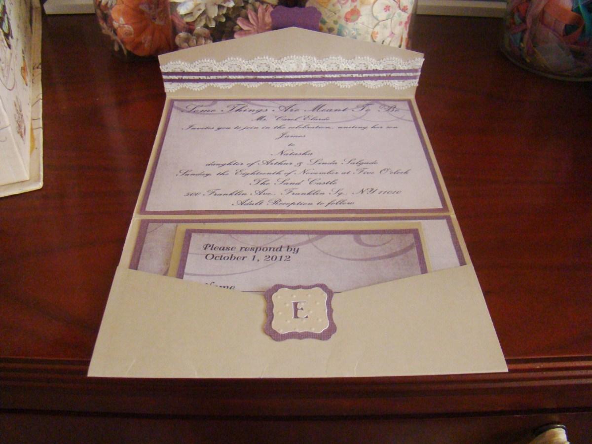 Cricut Wedding Ideas Photo Project Center Wedding Invitation Image