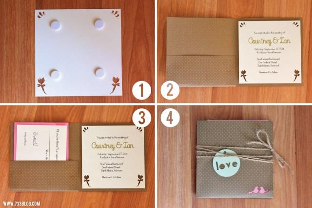 Cricut Wedding Projects Diy Rustic Wedding Invitations Inspiration Made Simple