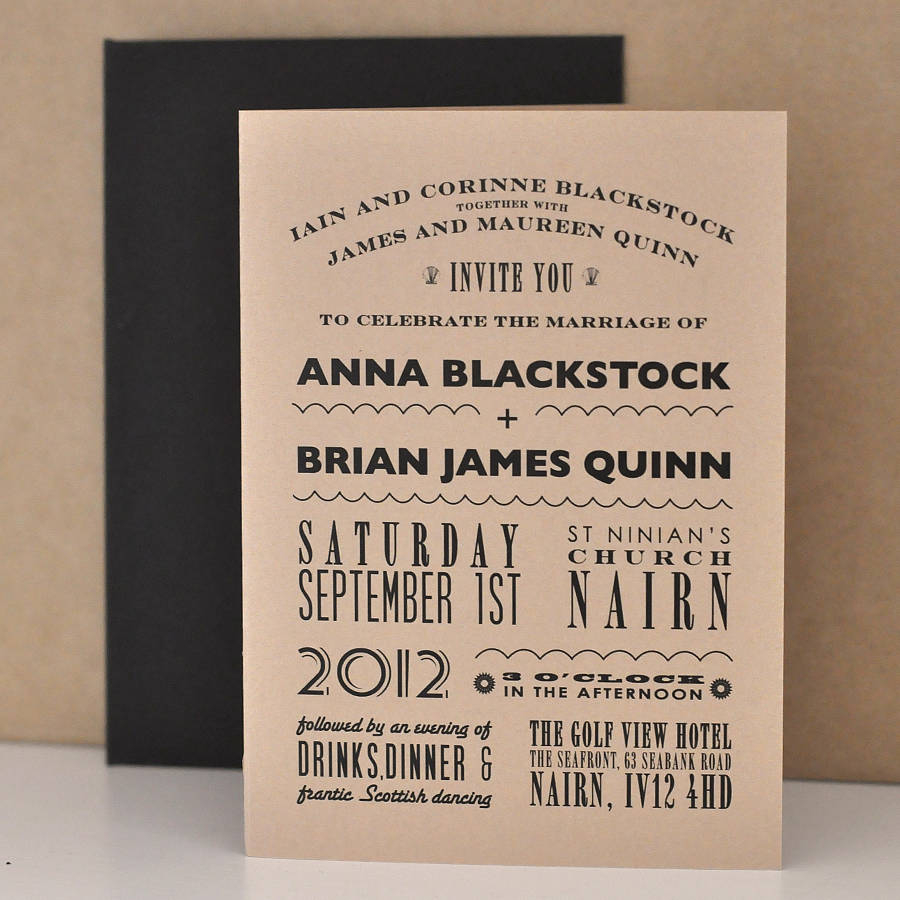 Cute Wedding Invitation Wording Funny Wedding Invitation