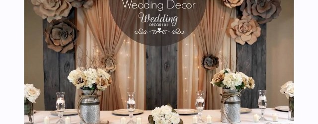 Decor Wedding Diy Wedding Decor 101 Sign Up For A Week Of Free Diy Tips Youtube