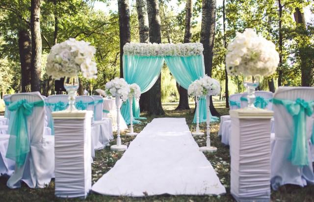 Did Wedding Decorations Tulle Wedding Decorations Lovetoknow