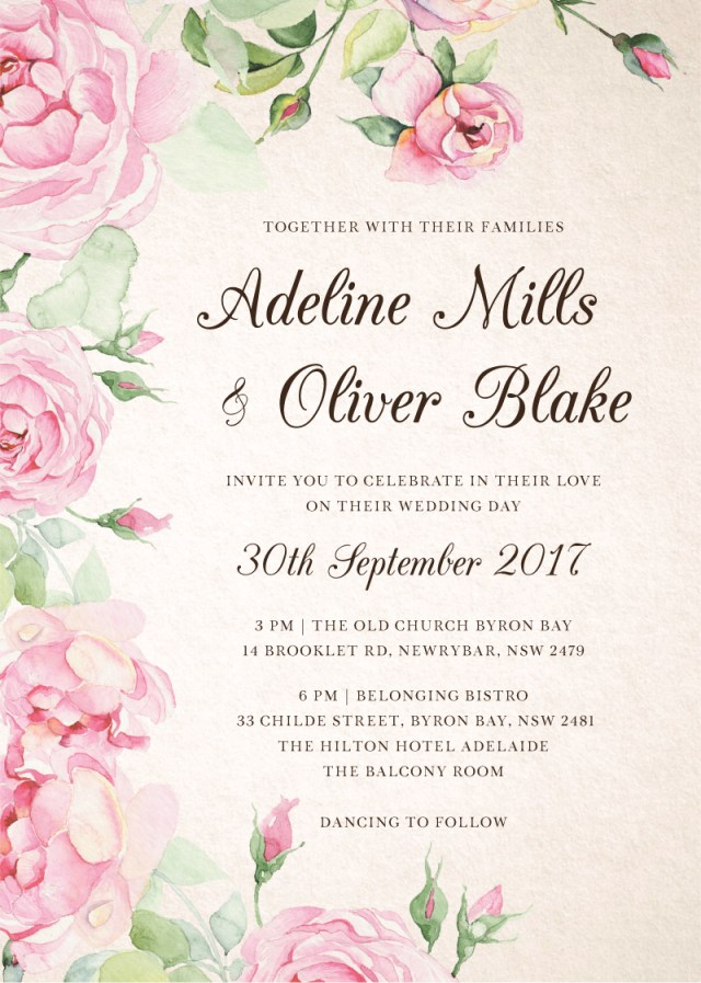 Digital Wedding Invitations Good Spring Digital Printing Wedding Invitations