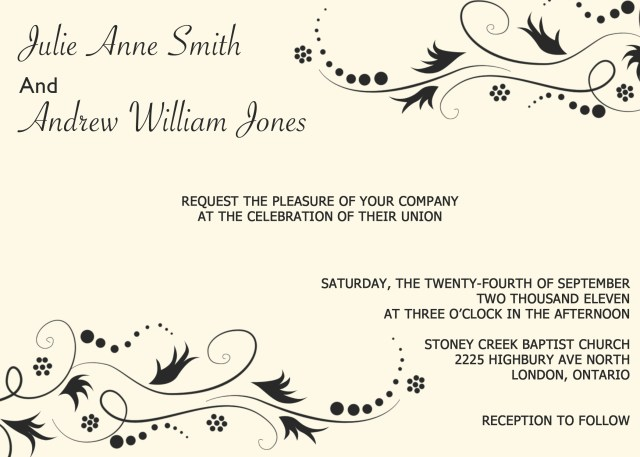 Digital Wedding Invitations Lovely Digital Wedding Invitation 7 Online Store Powered Storenvy