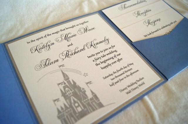 Disneyland Wedding Invitations Cinderella Themed Wedding Invitation Wording Cute Cinderella