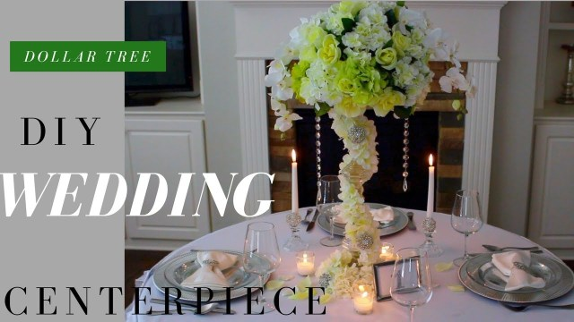 Diy Centerpieces Wedding Diy Wedding Decoration Ideas Dollar Tree Wedding Decorations Feat