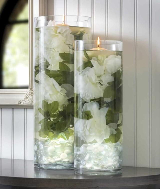 Diy Centerpieces Wedding Glowing Floral Diy Wedding Centerpieces Diy Candy