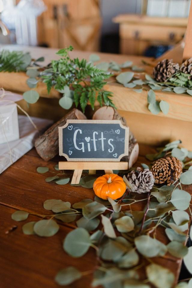 Diy Fall Wedding Ideas Fall Inspired Diy Barn Wedding