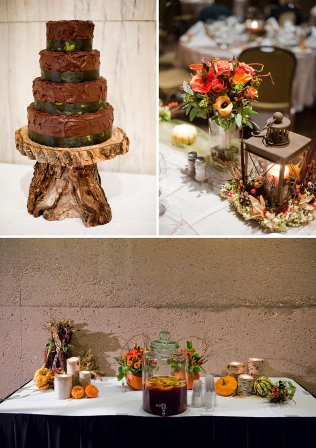 Diy Fall Wedding Ideas Rustic Diy Fall Wedding Every Last Detail