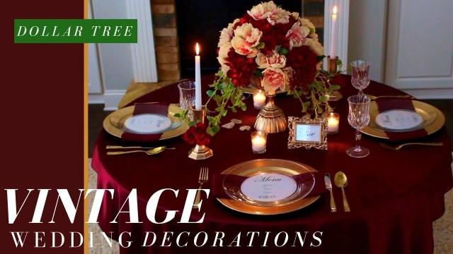 Diy Fall Wedding Ideas Vintage Wedding Ideas Fall Wedding Decorations Ideas Dollar Tree