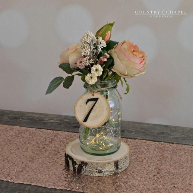 Diy Rustic Wedding Rustic Wedding Tree Slice Table Numbers Spring Wedding Diy