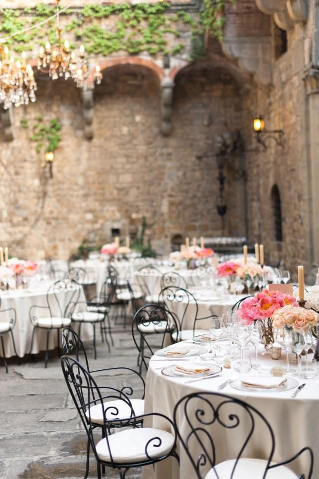 Diy Vintage Wedding A Destination Wedding In Italy