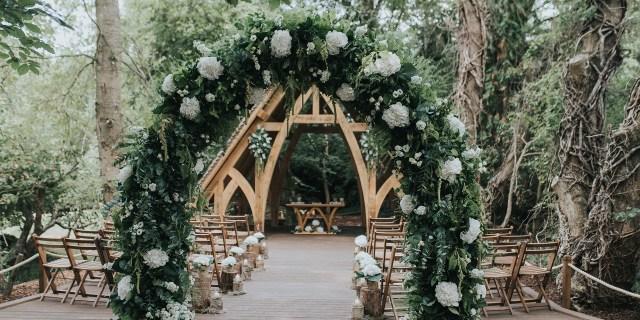 Diy Wedding Alter Spectacular Diy Wedding Arches Rivervale Barn Weddings