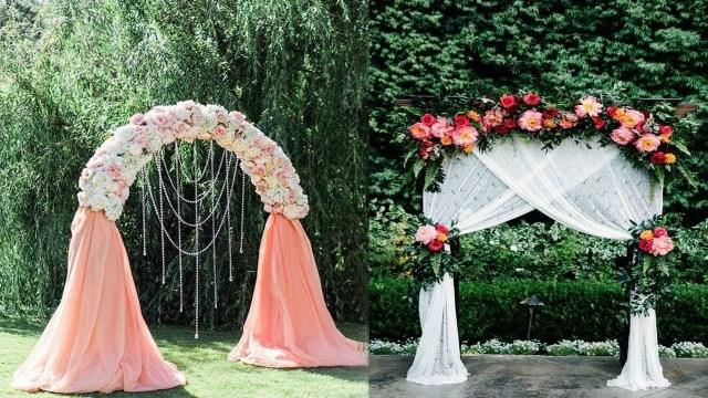 Diy Wedding Arch.Pretty Picture Of Diy Wedding Arch Regiosfera Com