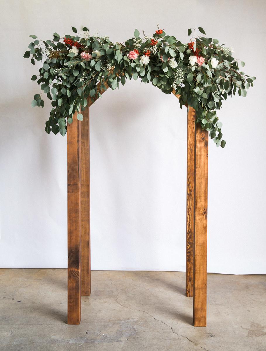 Diy Wedding Arch.Diy Wedding Arch How To Make An Arch For Your Wedding