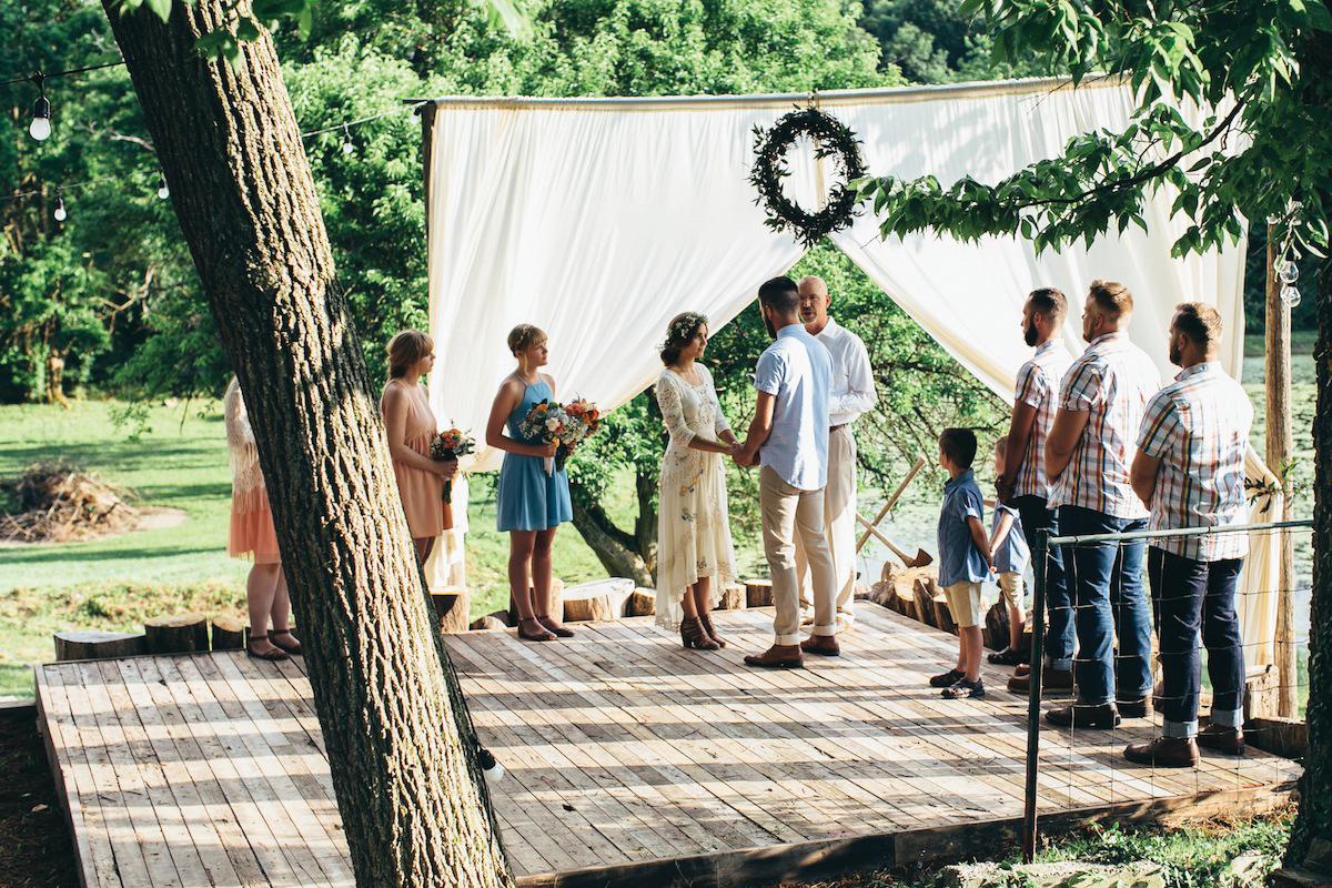 Diy Wedding Backdrop Diy Wedding Backdrop