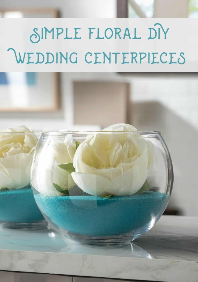 Diy Wedding Centerpiece Diy Wedding Centerpieces On A Budget In Minutes Diy Candy