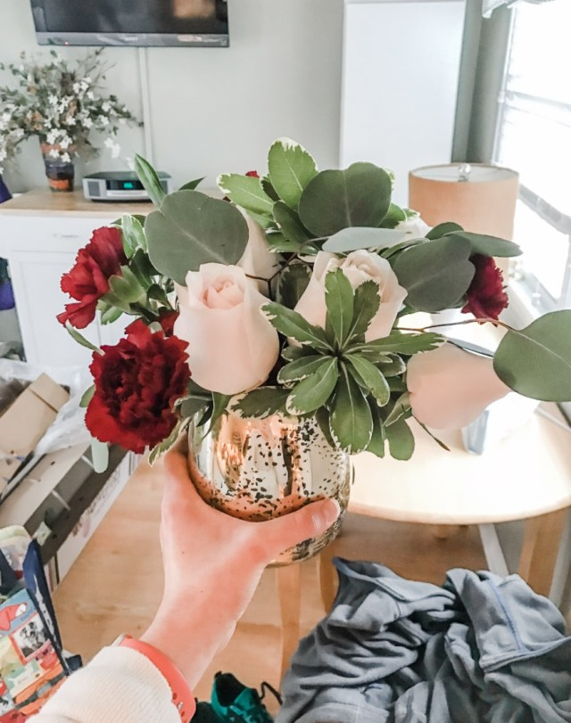 Diy Wedding Centerpiece Fifty Flowers Review How I Did My Own Wedding Flowers With Pictures