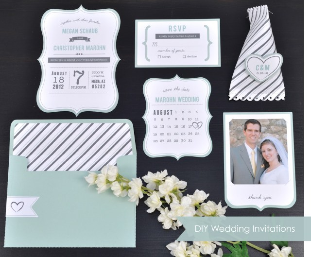 Diy Wedding Invitation Ideas Brilliant Diy Wedding Invitations Diy Wedding Invitations Ideas