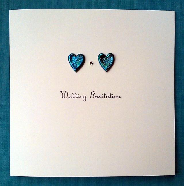 Diy Wedding Invitations Ideas Diy Wedding Invitation From Inclinations Handmade Wedding Stationery