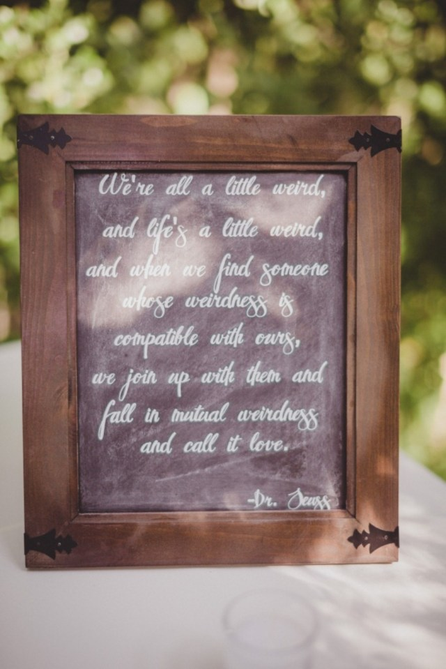 Diy Wedding Signs Diy Chalkboard Wedding Signs A Simple Hack Miss Bizi Bee