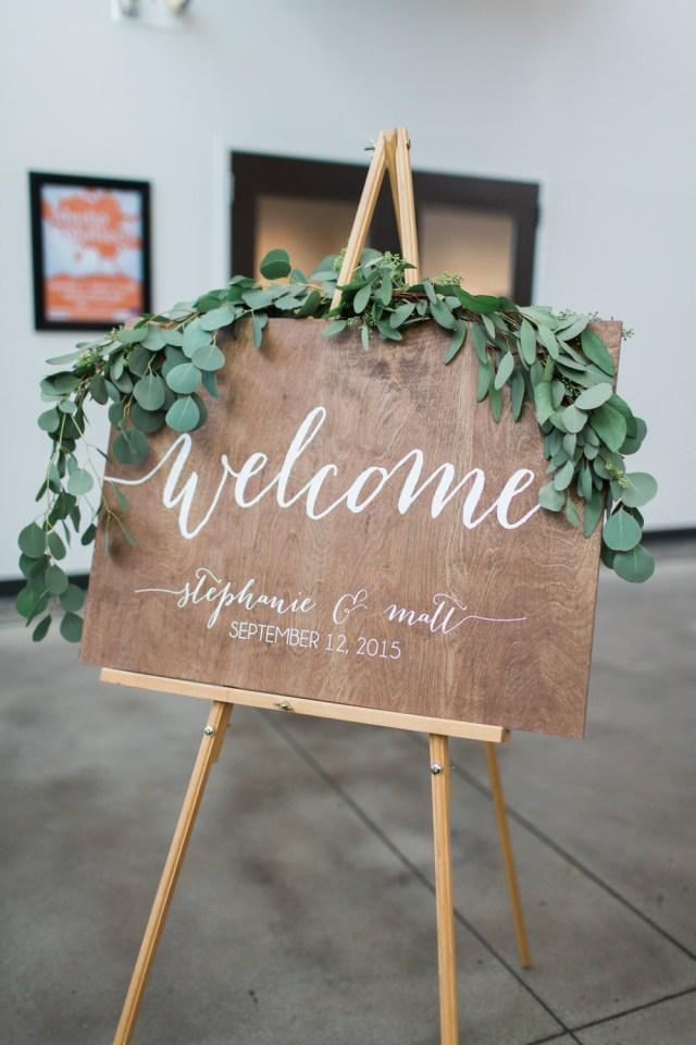 Diy Wedding Signs Help With Diy Wedding Sign