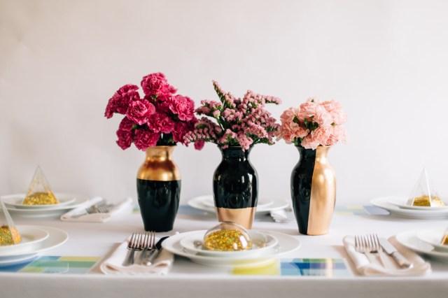 Diy Wedding Vases Genius Exquisite Diy Golden Vase That Will Ensure A Peaceful Rest