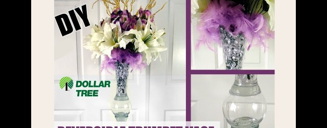 Diy Wedding Vases Luxe Amazing Dollar Tree Diy Reversible Trumpet Vase Wedding