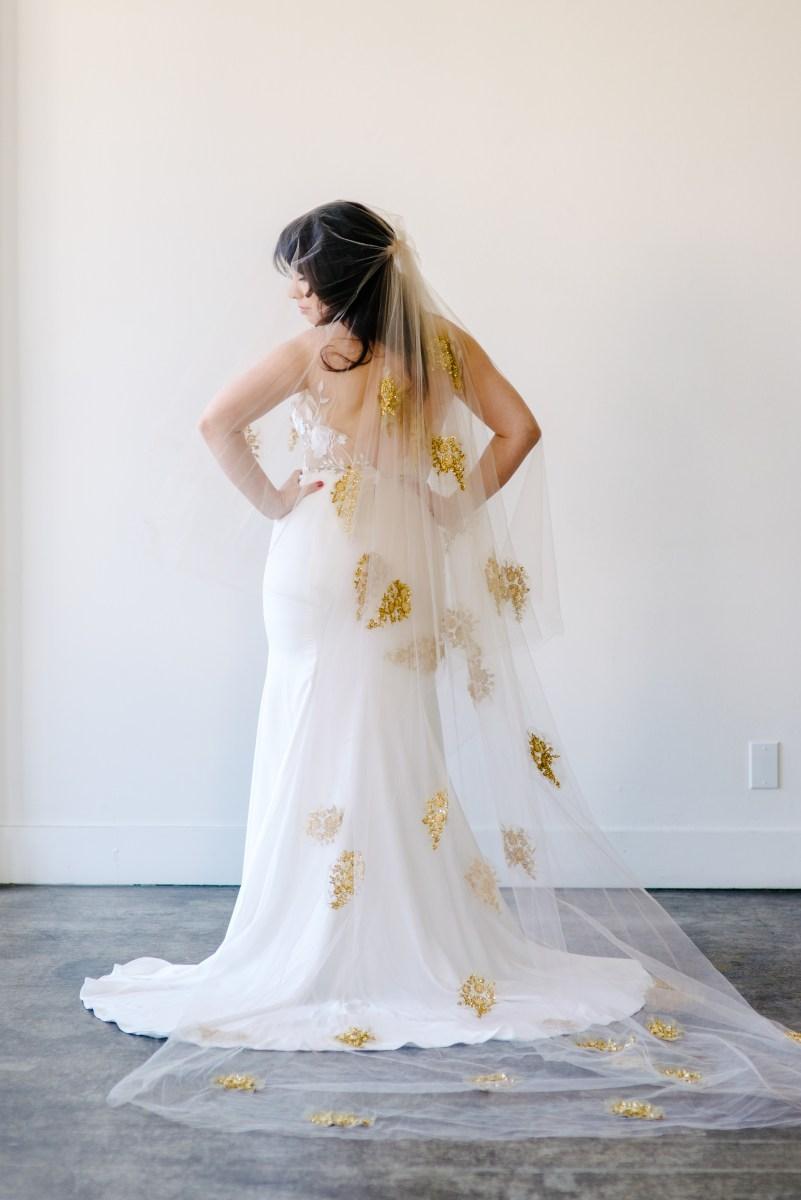 Diy Wedding Veil.Diy Wedding Veil Dyed Wedding Veils Rit Dye Regiosfera Com