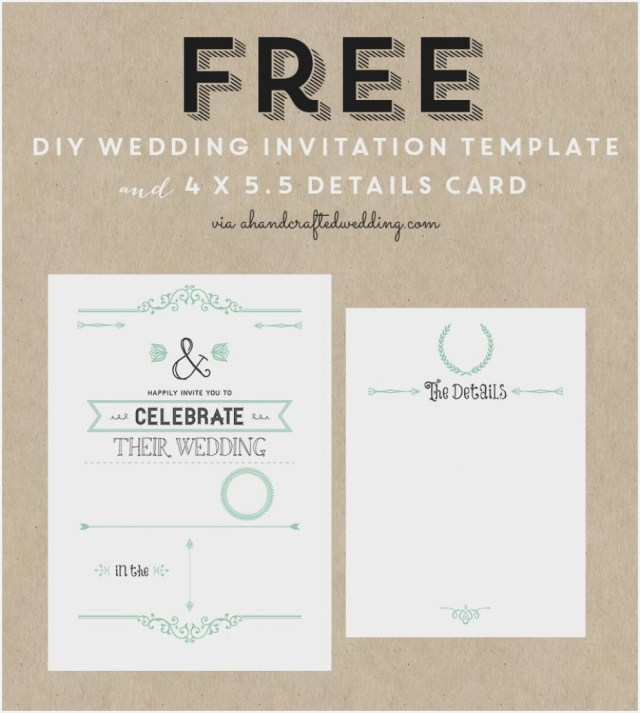 Do It Yourself Wedding Invitations Templates Do It Yourself Wedding Invitations Templates Best Of Fresh Do It