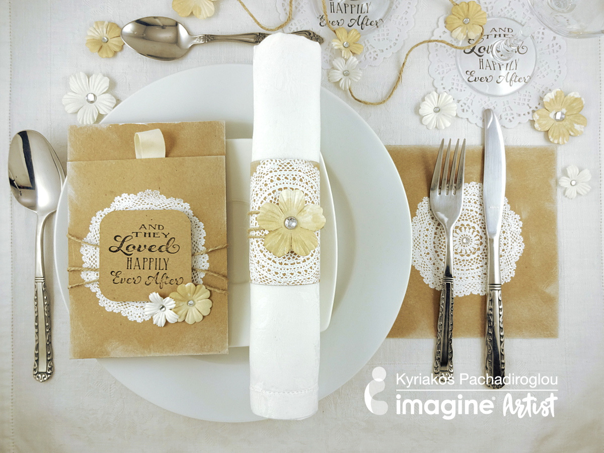 Doilie Wedding Decor Wedding Decor Imagine Blog