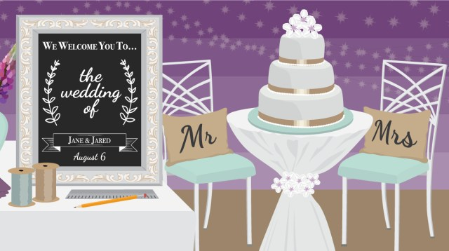 Dyi Wedding Ideas Do It Yourself Wedding Decor Fix