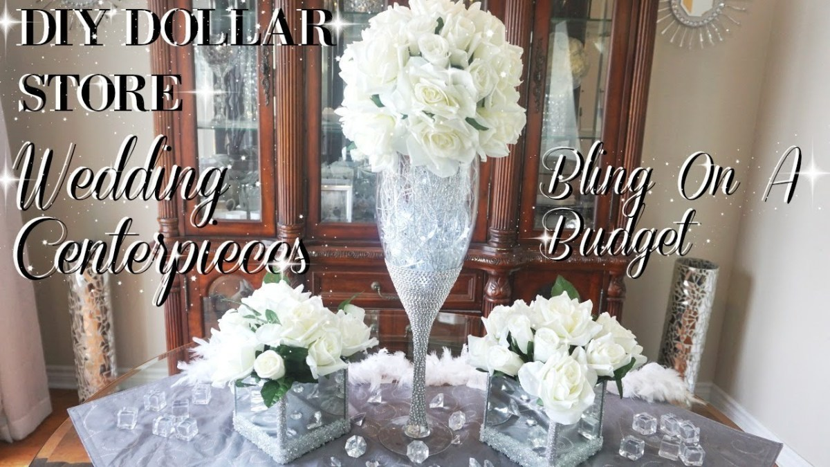 Easy Diy Wedding Decorations Diy Wedding Centerpiece On A Budget Simple Diy Wedding Decor Diy