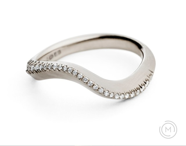 Engagement And Wedding All In One Engagement And Wedding Rings Mccaul Goldsmiths