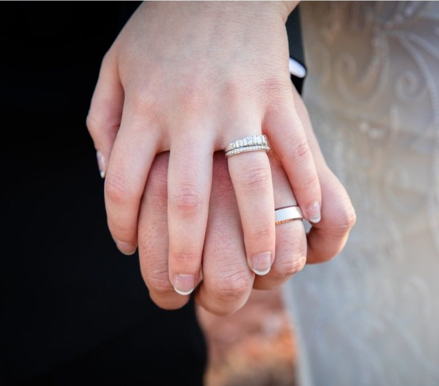 Engagement And Wedding Cultural Differences Wearing Bridal Rings On The Left Or The Right