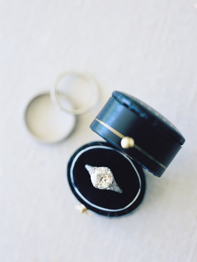 Engagement And Wedding Engagement Ring Vs Wedding Ring Do You Need Both Brides