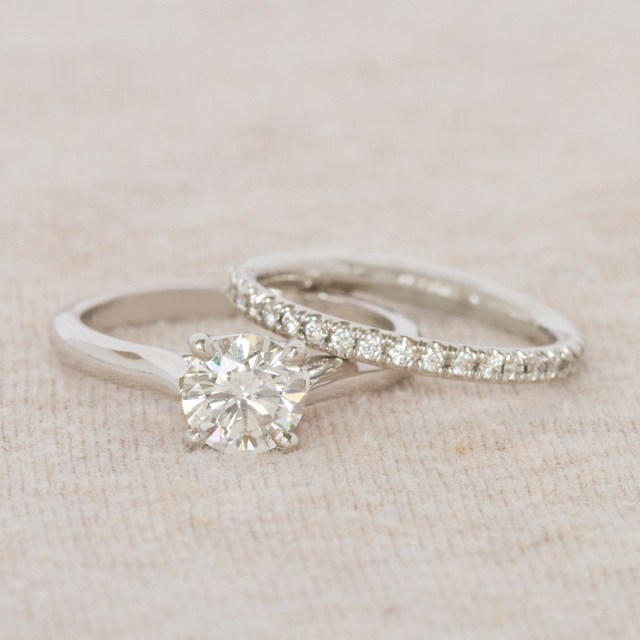 Engagement And Wedding How To Select A Wedding Band That Complements Your Engagement Ring