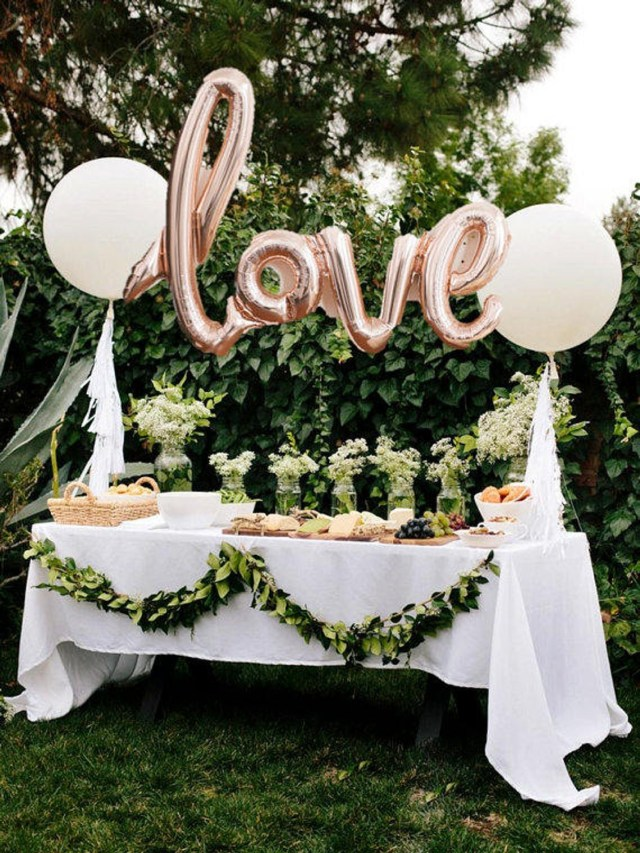 Engagement Decoration Ideas 13 Engagement Party Ideas We Love A Practical Wedding