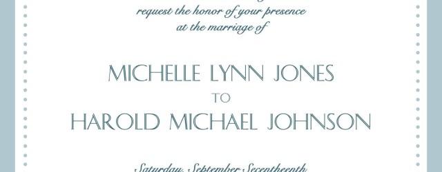 Examples Of Wedding Invitations Sample Wedding Invitation Cards In English Wedding Invitations In