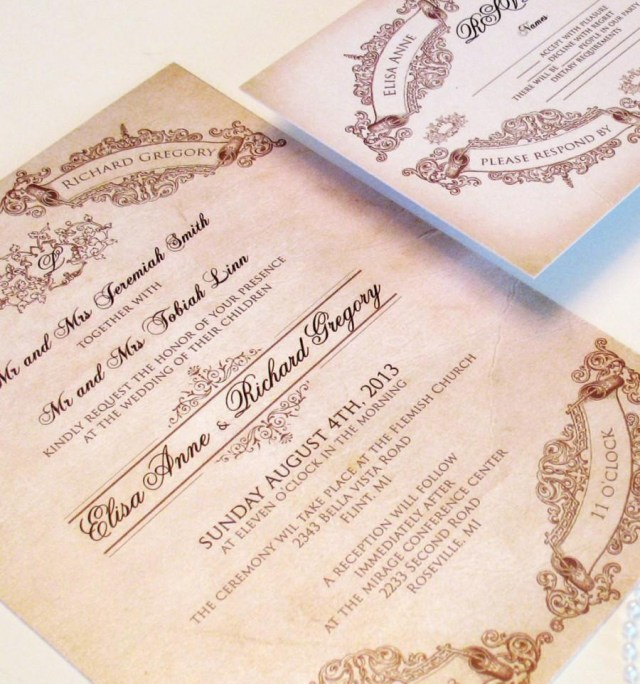 Fairytale Wedding Invitations Fairytale Wedding Invitations Elegant Wedding Invitations Sample