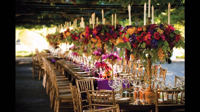 Fall Wedding Decoration Ideas Elegant Fall Wedding Ideas Youtube