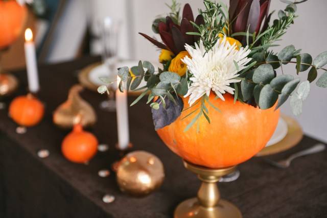 Fall Wedding Decorations Wedding Catering Raleigh Nc Spicing Up Fall Wedding Decor With Pu