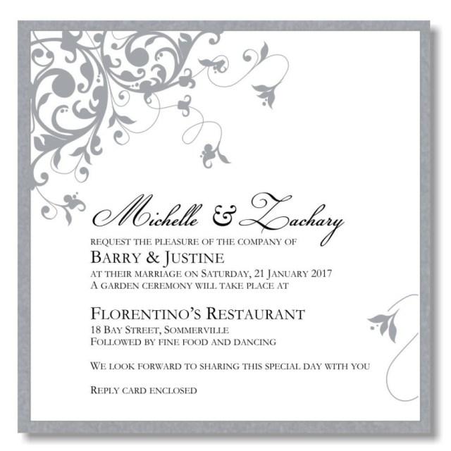 Free Printable Wedding Invitation Templates For Word Wedding Invitation Templates Word With Pretty Invitations For