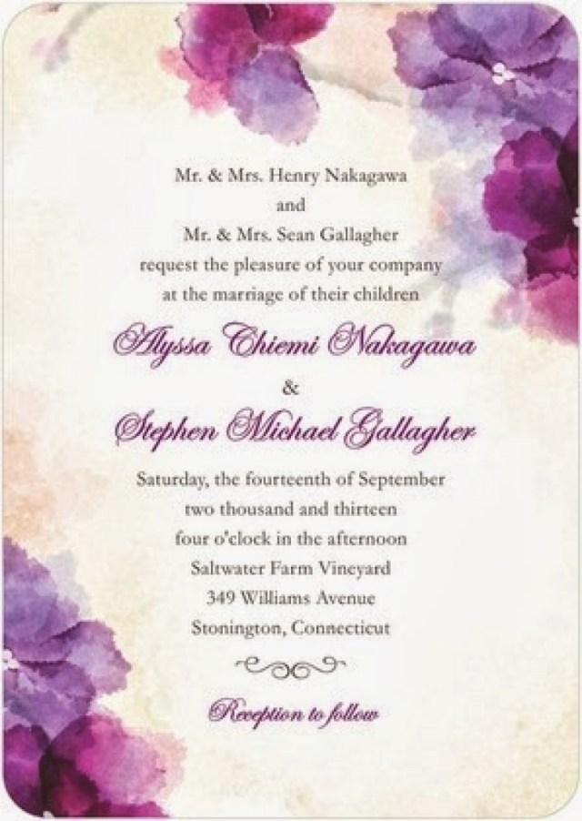 Free Wedding Invitations Wedding Ideas Free Online Wedding Invitations Grandioseparlor