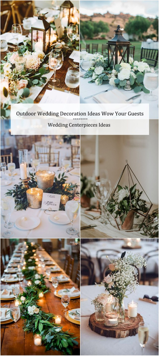 Fun Wedding Decor 30 Outdoor Wedding Decoration Ideas Wow Your Guests