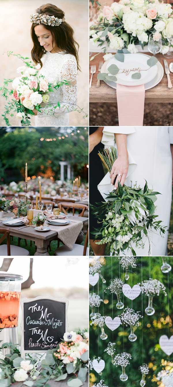 Fun Wedding Decor 48 Most Inspiring Garden Inspired Wedding Ideas